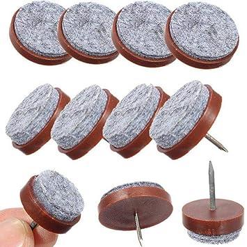 Protectores para patas de mesa/Fieltro Adhesivo 10 palos de ...
