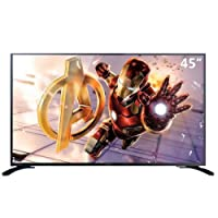 SHARP 夏普 LCD-45T45A 45英寸 安卓智能 全高清 LED液晶电视 (附送一年优酷会员)