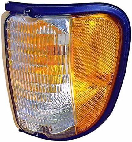 FOR 1992-2002 FORD ECONOLINE VAN PARK//SIDE MARKER CORNER LIGHT SET=LH+RH