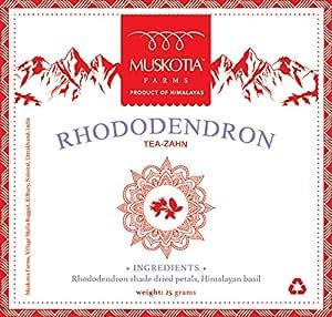 Muskotia Farms Rhododendron Tea Zahn 50 grams