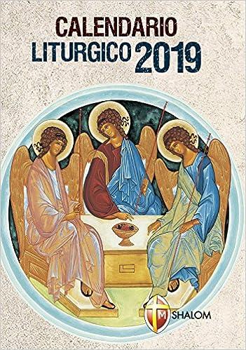Calendario Liturgico Romano 2020.Calendario Liturgico 2019 Amazon It Autori Vari Libri