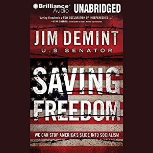 Saving Freedom Audiobook