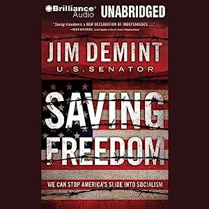 Saving Freedom Audiobook