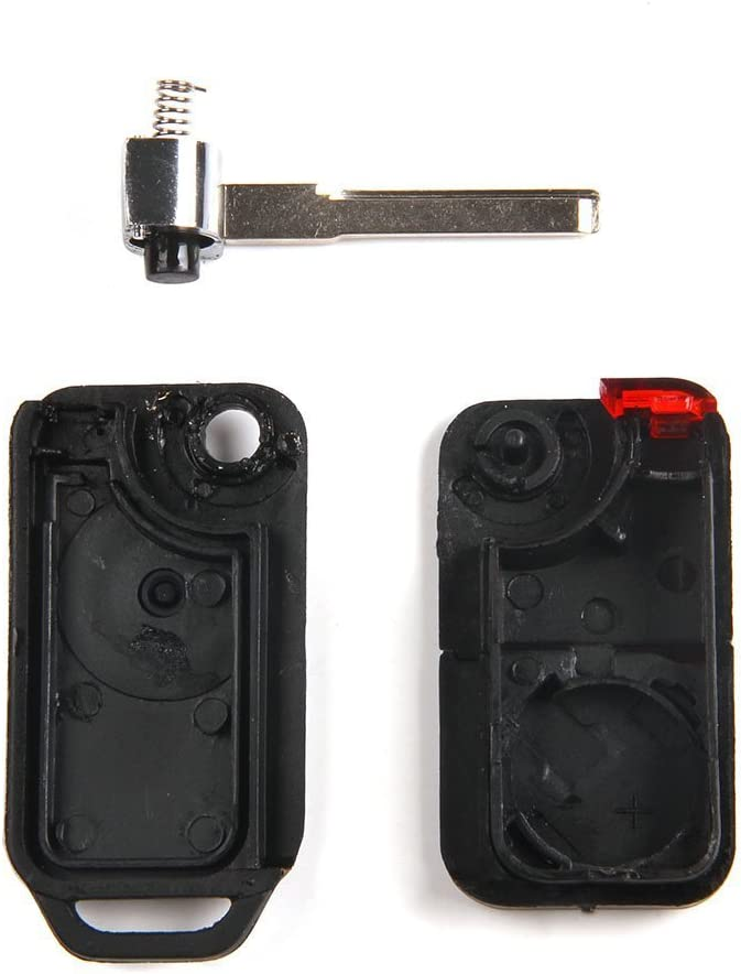 One Button Folding Flip Remote Key Shell Case For MERCEDES BENZ C230 S500 S320