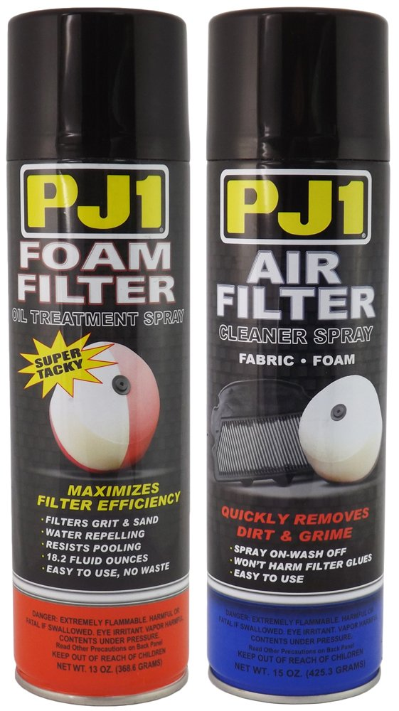 PJ1 15-202 Foam Filter Care Kit (Aerosol), 28 oz by PJ1 (Image #1)