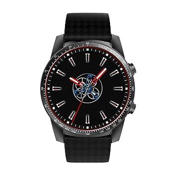 Yuanline Montre Connectée K99 KW99 Montre Intélligent Smart Watch Téléphone Mobile 1.39 pouces Android 5.1 MTK6580