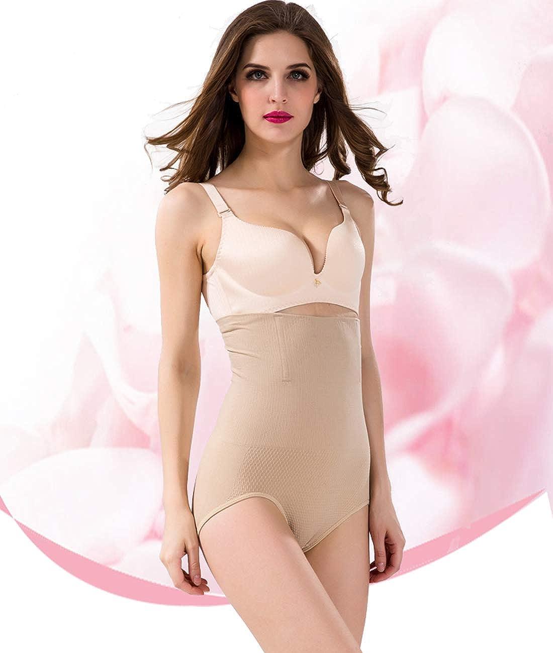 Sixyotie Donna Mutande Contenitive Vita Alta Control Panty Shapewear Intimo Modellante