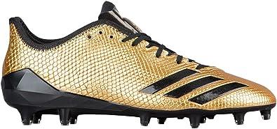 adidas Adizero 5-Star 6.0 Gold Cleat