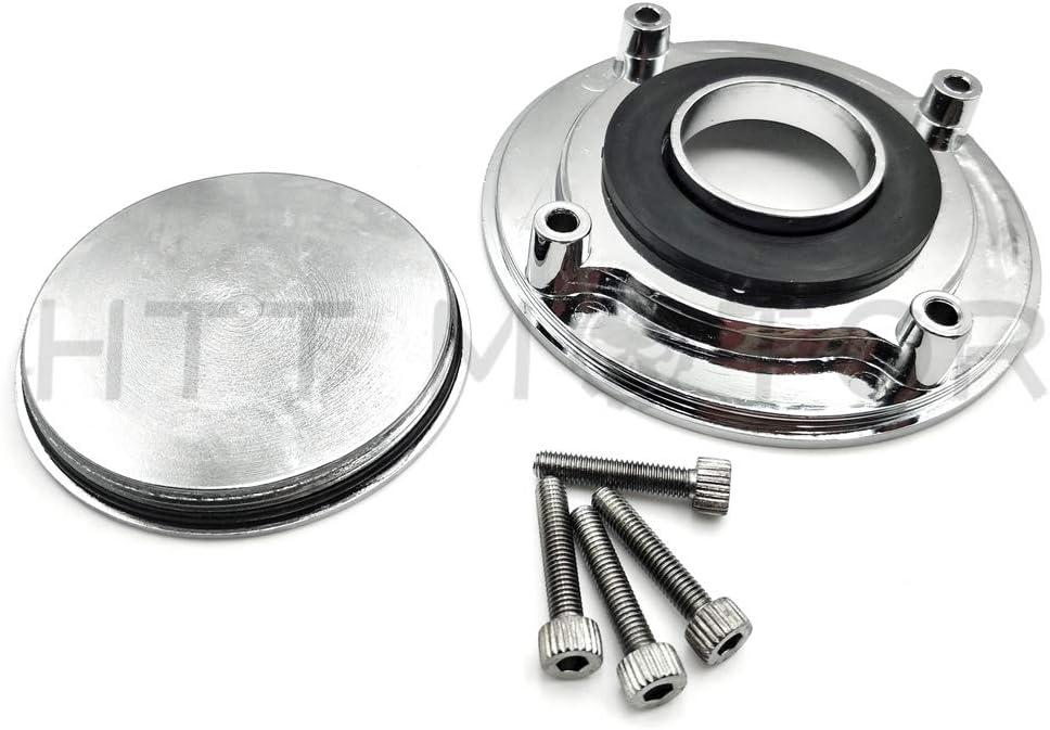for SUZUKI GSXR600 2004-18// GSXR750 2004-18// GSXR1000 2003-18// SV650 2003-18// SV1000 2003-10// GSX1300R Hayabusa 2008-18// GSR600 2006-11 Fuel Cap Xitomer CNC Aluminum Alloy Gas Tank Cover Black