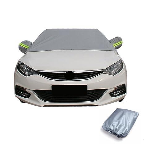 tekcam coche parabrisas nieve Cover protege parabrisas limpiaparabrisas/de sol lluvia nieve hielo Frost se