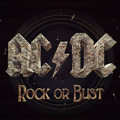 AC/DC: Rock Or Bust (Audio CD)