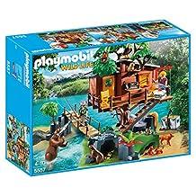 Playmobil Adventure Tree House Playset