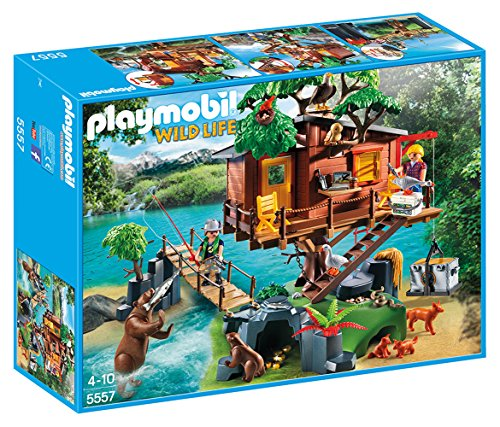 - PLAYMOBIL Adventure Tree House