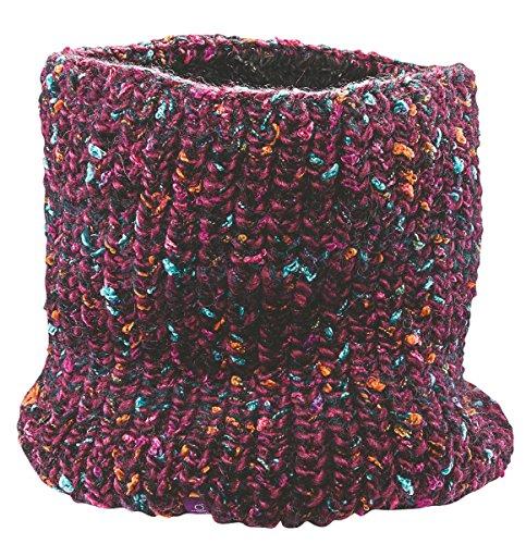BULA Women's Kristi Gator Hat, Wine, One Size