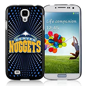 Cheap Case for Samsung Galaxy S4 NBA Denver Nuggets Best Phone Accessories