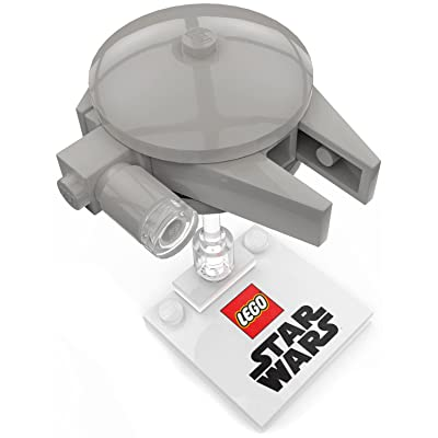 Lego Star Wars Millenium Falcon 20 pcs Mini figure: Toys & Games