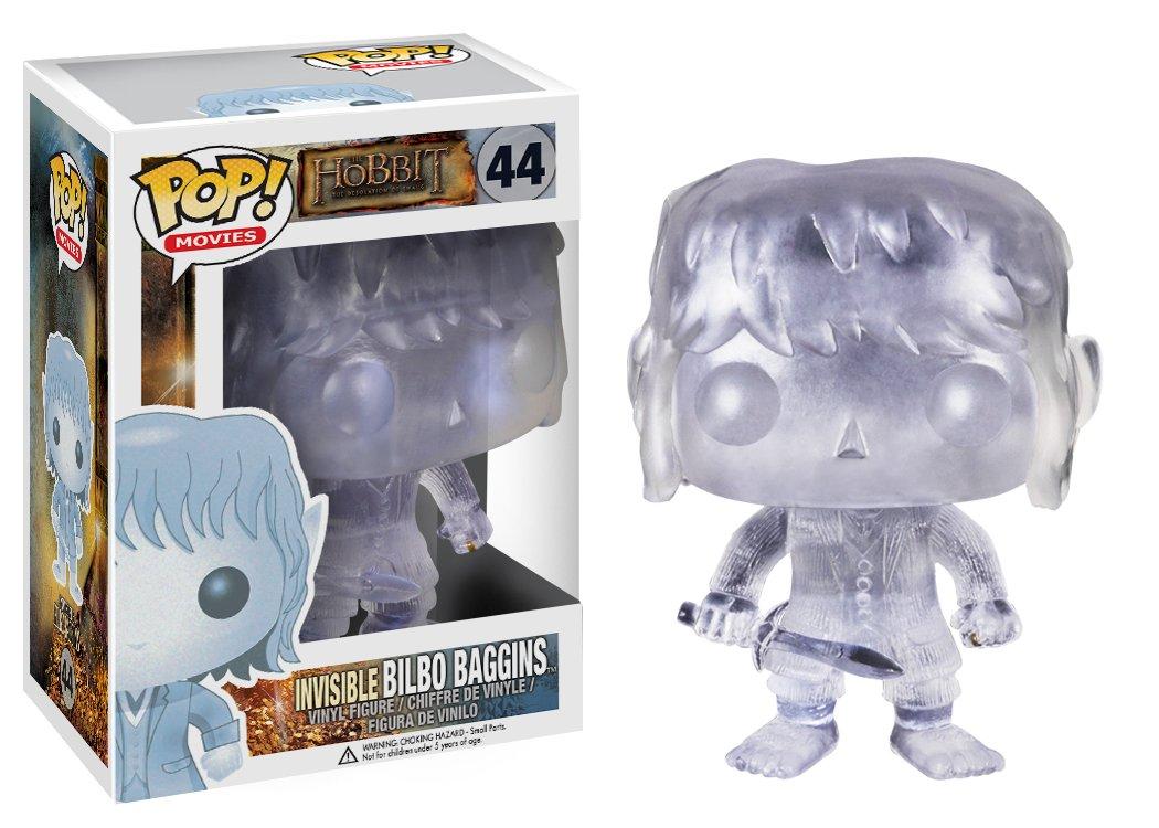 Bilbo Baggins Invisibile pop funko Figura vol 44