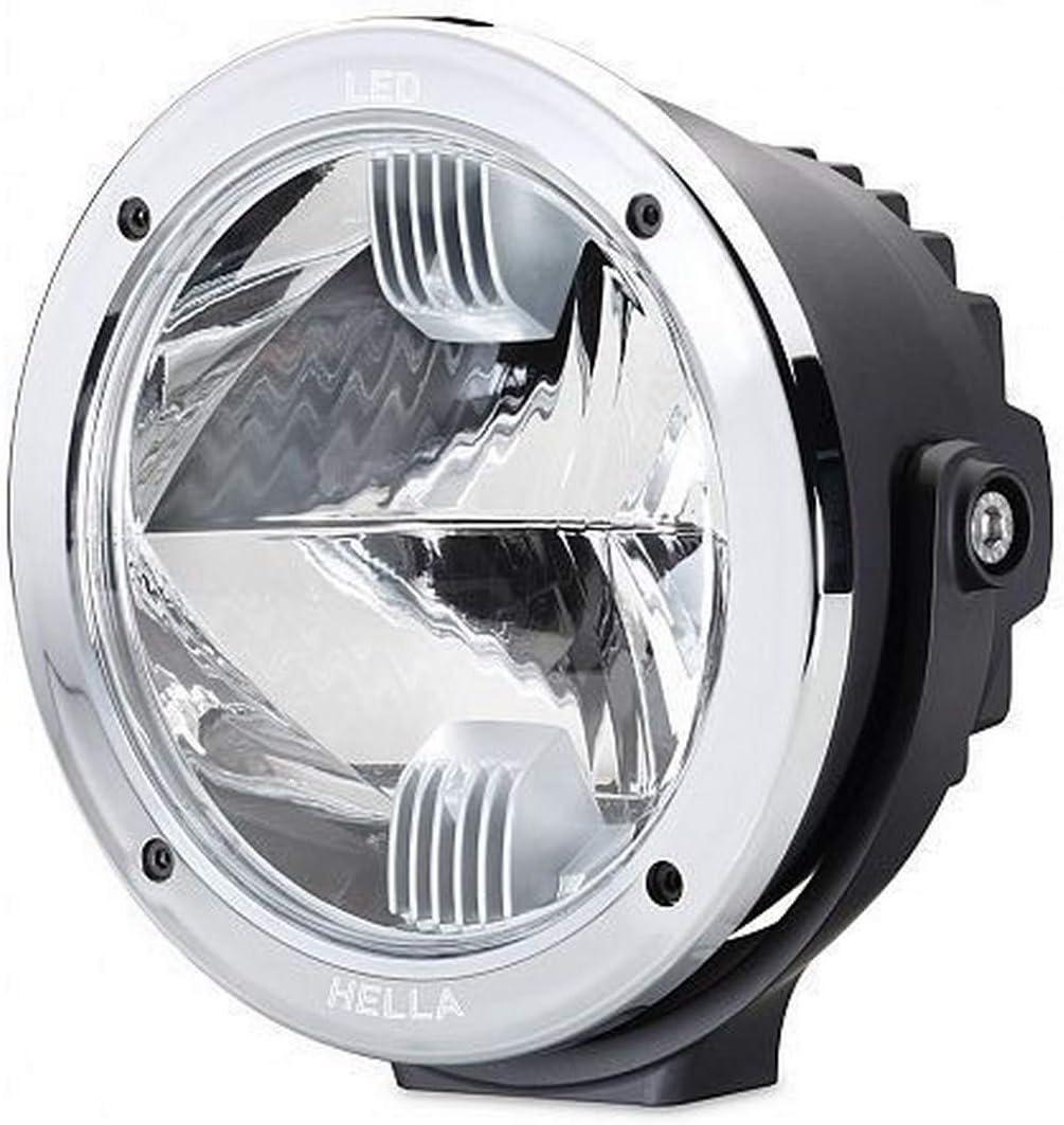 Hella 1f3 011 815 001 Fernscheinwerfer Luminator Compact Led 12v 24v Ref 50 Anbau Kabel 3000mm Auto