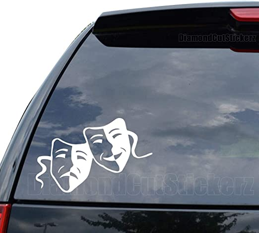 Elephant Heart Vinyl Decal Sticker Home Wall Cup Car Decor Choose Size Color