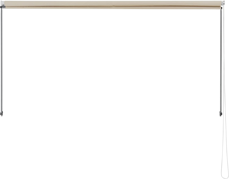 ® Markise 150x120cm beige Sonnenschutz Beschattung Terrasse Garten pro.tec