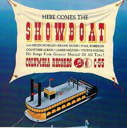 Show Boat 1932 Studio Cast