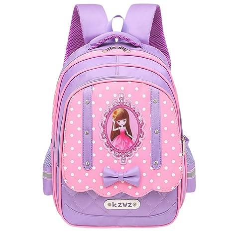 SYAODU bags Mochilas Escolares para niños Niñas Cute Dot 3 Sets Mochilas Escolares Mochilas Escolares Mochilas