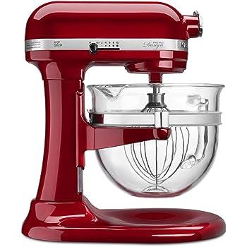Amazon Com Kitchenaid Kp26m1pgc Professional 600 Series 6