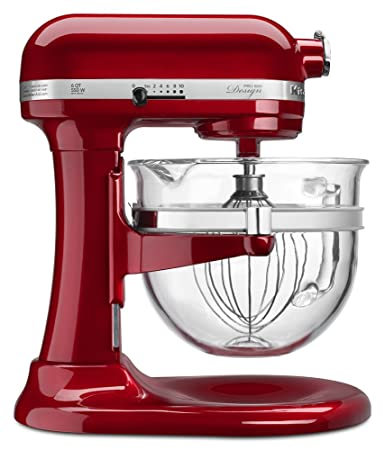 Amazoncom Kitchenaid Kf26m22ca 6 Qt Professional 600 Design