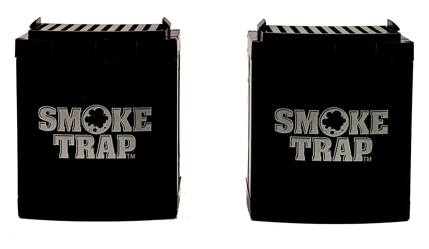 Smoke Trap - Replacement Cartridges for Personal Air Filter - 2 Pack by Smoke Trap