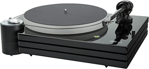 Music Hall MMF9.3 Turntable with Goldring Eroica lx low-output MC Cartridge and Dust Cover