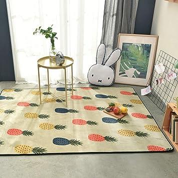 Amazon.com: YJBear - Alfombra rectangular para el suelo de ...