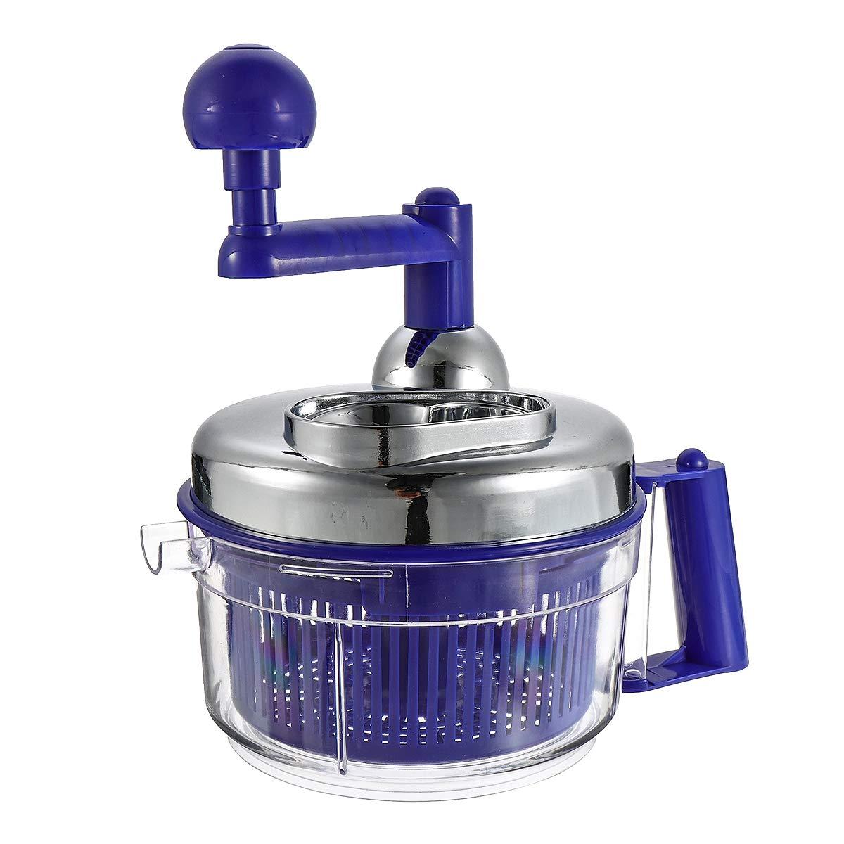 QIZIANG Manuelle Fleischwolf Mixer Prozessor Gemüseschneider Chopper Maker Küche Küche Küche Fleischwolf Multifunktions Hot B07Q5F3YH5 Multifunktionswerkzeuge Aktuelle Form 054a0d