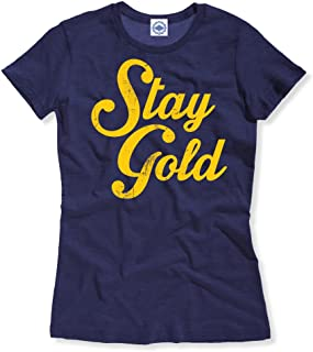 product image for Hank Player U.S.A. Stay Gold Women's T-Shirt