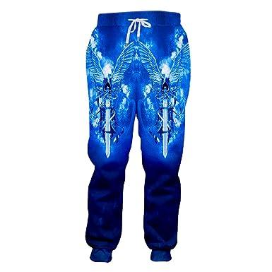 BFP-Tenos 3D Wing Armor Warrior Pantalones para Hombre al por ...