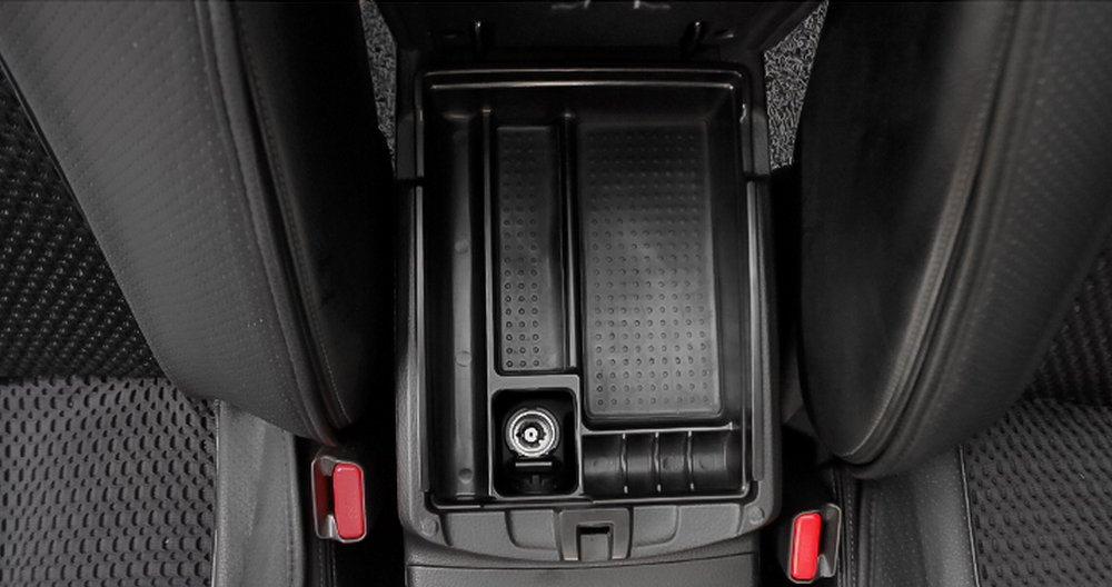 JessicaAlba Car Center Console Armrest Box Glove Box Secondary Storage For nissan X-trail T32 2014 2015 Rogue 350Z 2014 2015
