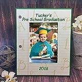 Best custom digital picture frame - Kindergarten Graduation -Kindergarten Graduation Frame-Preschool Graduation-Picture Frame-custom picture Review