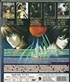 DEATH NOTE - COMPLETE TV + MOVIE SERIES DVD BOX SET ( 1-37 EPISODES + 3 MOVIE + SPECIAL )