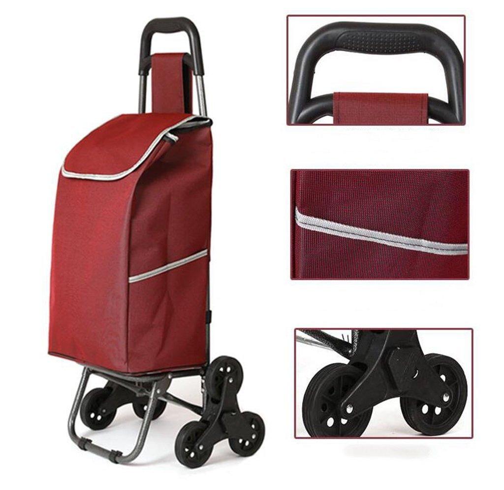 Sac Chariot Étanche Pliant À Portable Trolley Bagages Caddie vmN08nwO