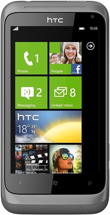 HTC Radar - Smartphone Movistar Libre (Pantalla táctil de 3,8