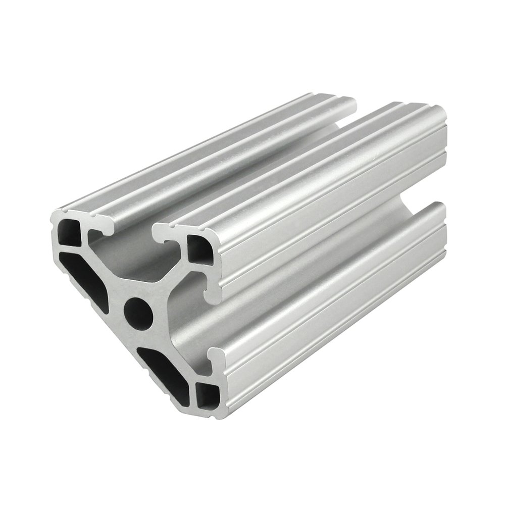 80/20 Inc., 1547, 15 Series, 1.5'' x 1.5'' 45 Degree T-Slotted Extrusion x 60''