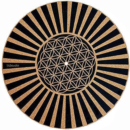 Alfombrilla para tocadiscos de corcho especialmente diseñada ...