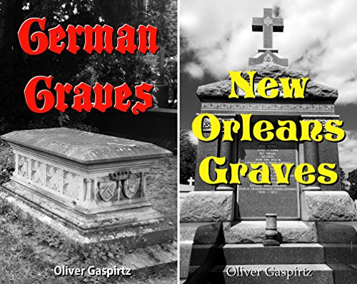 Cemetery Photography (2 Book Series)
