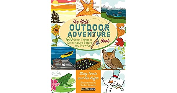 Amazon.com: Kids Outdoor Adventure Book: 448 Great Things ...
