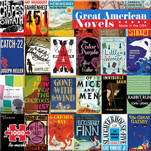 Re-Marks Great American Novels from Re-Marks