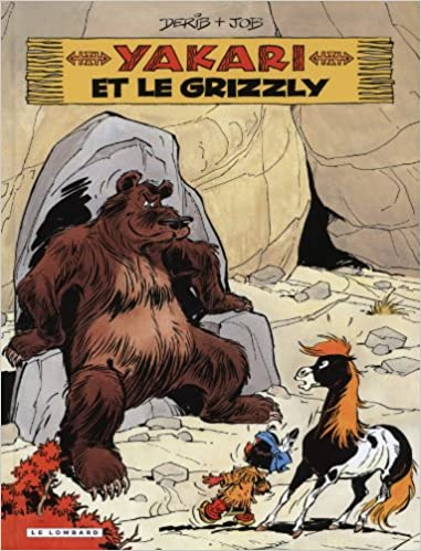 Livre gratuits en ligne Yakari - tome 5 - Yakari et le grizzly epub pdf