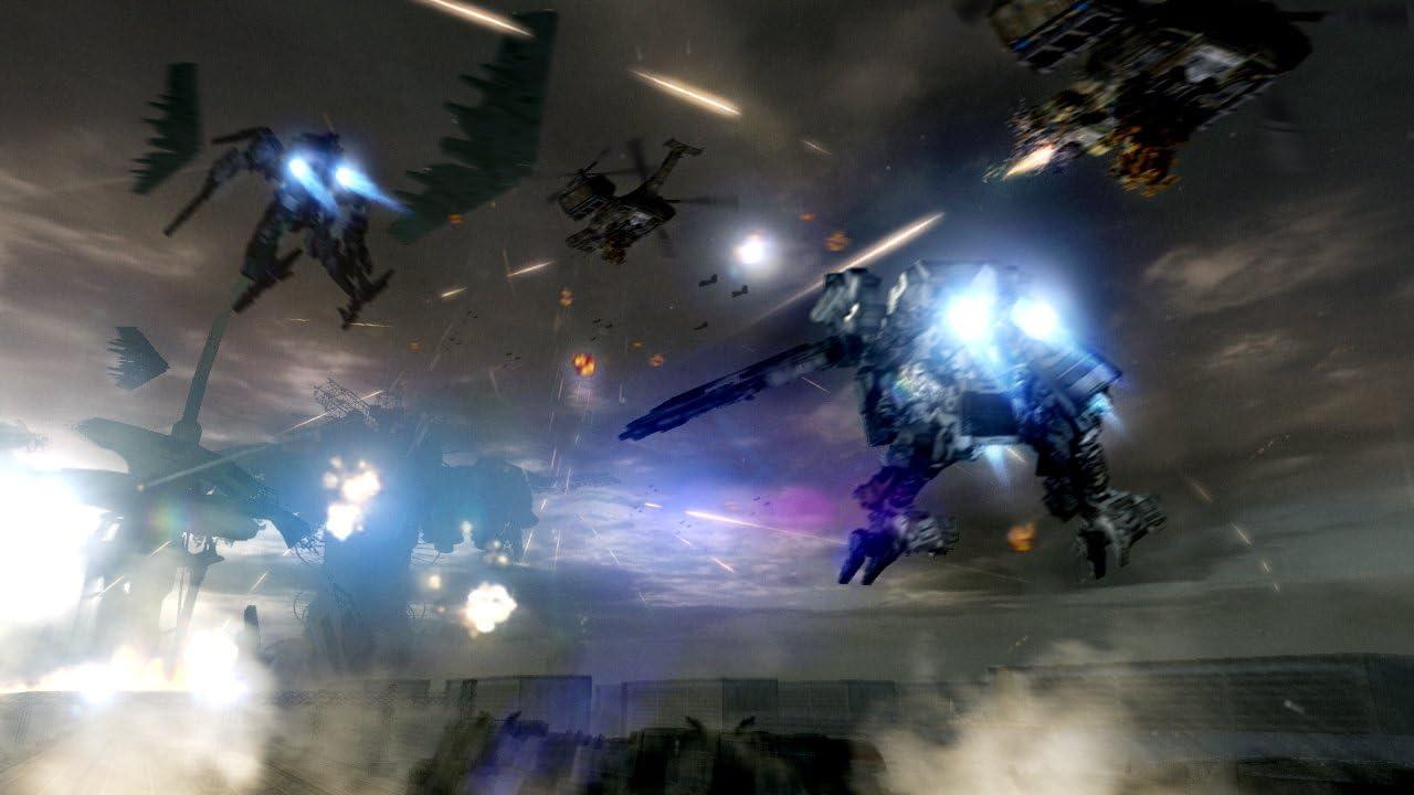 Amazon Armored Core Verdict Day アーマード コア ヴァーディクト