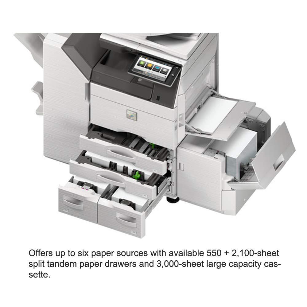 Amazon.com: Sharp MX-3070V Impresora multifunción láser a ...