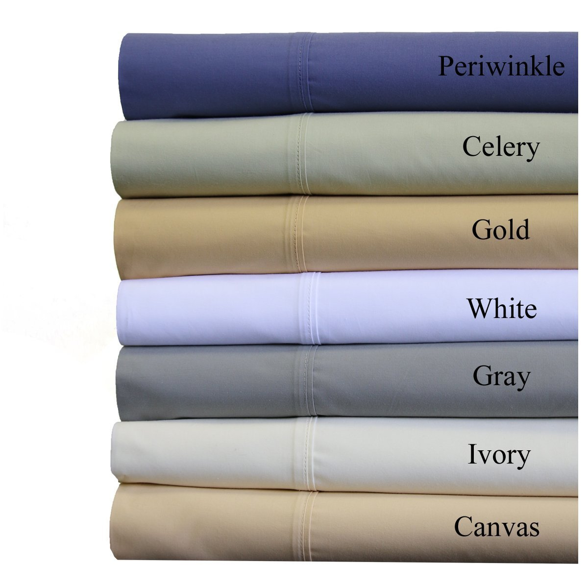 amazon com abripedic crispy percale sheets 300 thread count 4pc