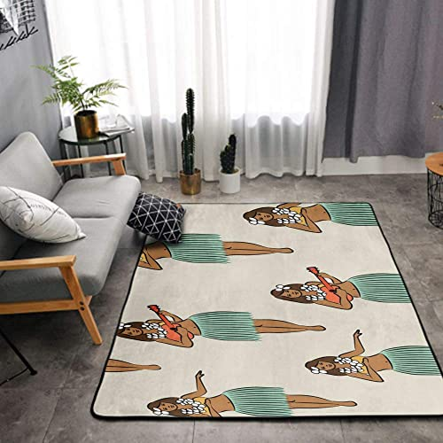 NiYoung Premium Rectangle Ultra Soft Area Rugs Luxury Modern Carpet