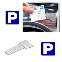 Auto Windschutzscheibe Ticket Ticket Clip-Clip Parkscheinhalter Clip